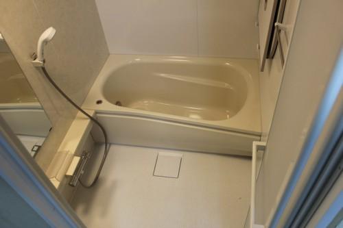 【新百合ヶ丘エリア】川崎市麻生区にあるリフォーム工房アントレのマンションユニットバスの施工事例