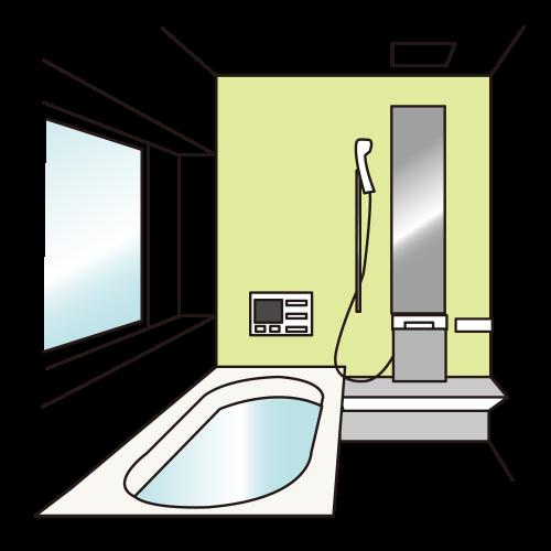 風呂 お風呂のリフォーム 相場 : お風呂のリフォーム費用 ...