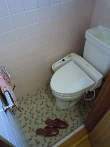 【新百合ヶ丘エリア】川崎市麻生区にあるリフォーム工房アントレのトイレのバリアフリーリフォーム事例02