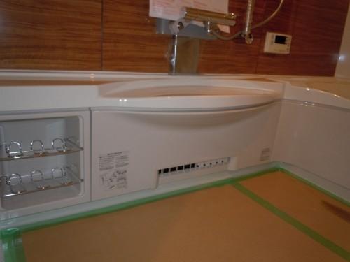 川崎市麻生区のリフォーム会社 リフォーム工房アントレのお風呂の施工事例06-03