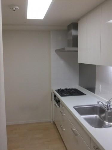 川崎市麻生区のリフォーム専門店|リフォーム工房アントレの手作りキッチンカウンター、オーダー家具の写真05