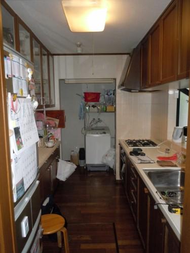 川崎市麻生区のリフォーム会社 リフォーム工房アントレのキッチンリフォーム。トクラス ベリー ハイバックカウンターの施工事例の写真e