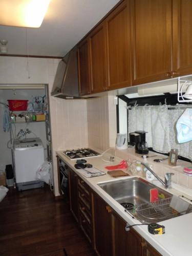 川崎市麻生区のリフォーム会社 リフォーム工房アントレのキッチンリフォーム。トクラス ベリー ハイバックカウンターの施工事例の写真d