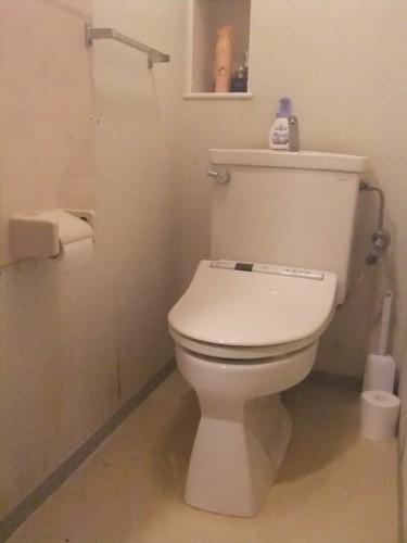 川崎市麻生区にあるリフォーム専門店|リフォーム工房アントレのマンションのトイレリフォームの施工事例写真09dc