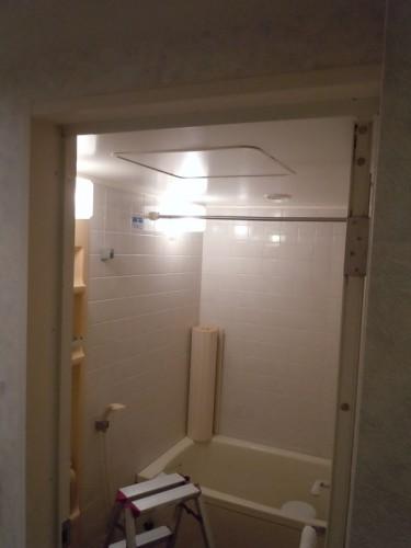 川崎市麻生区にあるリフォーム専門店|リフォーム工房アントレのマンションユニットバス TOTO WFシリーズの施工事例の写真04