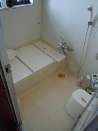 川崎市麻生区のリフォーム会社 リフォーム工房アントレの2階のお風呂・ユニットバスのリフォームの写真04