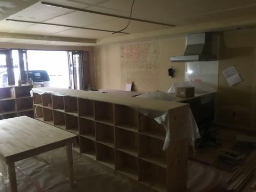 川崎市麻生区のリフォーム専門店 リフォーム工房アントレの事務所・店舗リフォームの写真11