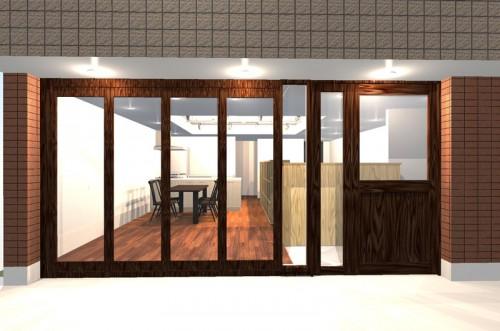 川崎市麻生区のリフォーム専門店|リフォーム工房アントレの事務所・店舗リフォームの写真14