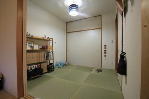 川崎市麻生区にあるリフォーム工房アントレのおしゃれなキッチン家具工事のリノベーション施工事例04_11