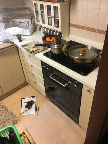 川崎市麻生区にあるリフォーム・リノベーション専門店|リフォーム工房アントレのマンションのL型キッチンリフォーム事例09