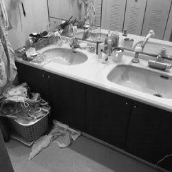 川崎市麻生区にあるリフォーム・リノベーション専門店|リフォーム工房アントレの洗面台・収納のマンションリノベーション事例06